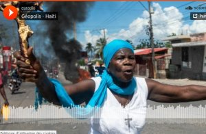 Géopolis: Haïti, pays paralysé?
