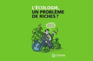 L'Ecologie, un problème de riches?